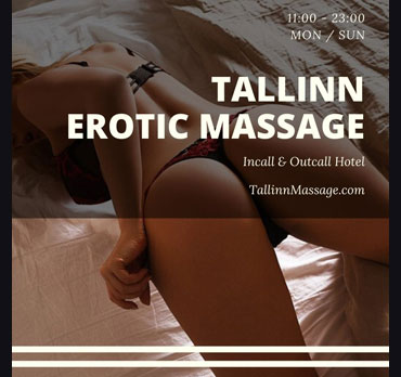 Tallinn Erotic Massage, Estonia